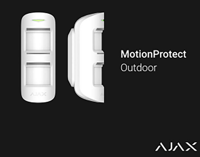 Ajax Motion Protect Outdoor