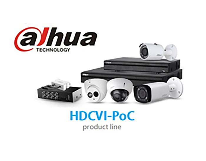 Dahua introduceert Poc techniek