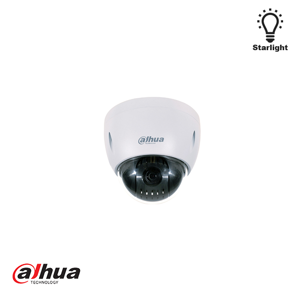 DAHUA 2MP STARLIGHT PTZ DOME CAMERA